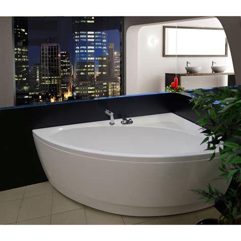 corner bathtub aquatica idea corner acrylic bathtub free shipping