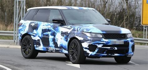 cool range rovers 2015 range rover sport rs gets cool camo in