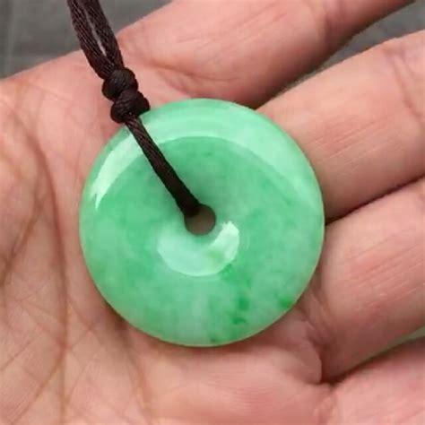color jadeite donut jade green jade vintage