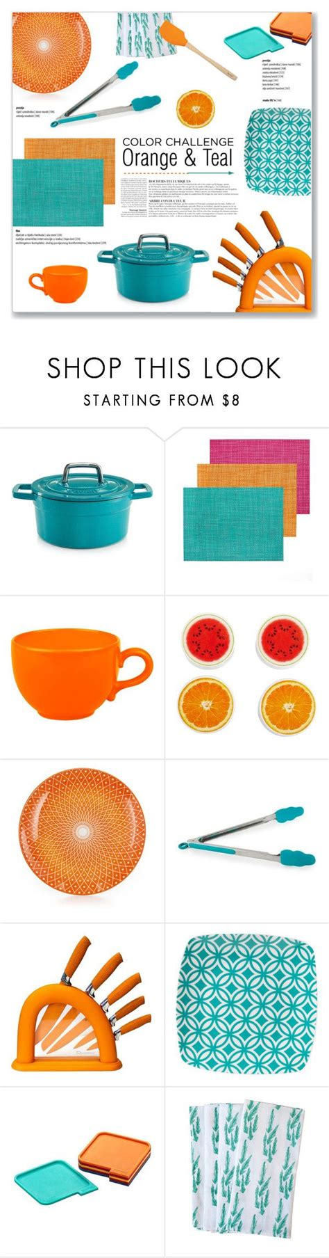 orange kitchen accessories best 25 teal kitchen decor ideas on pinterest blue