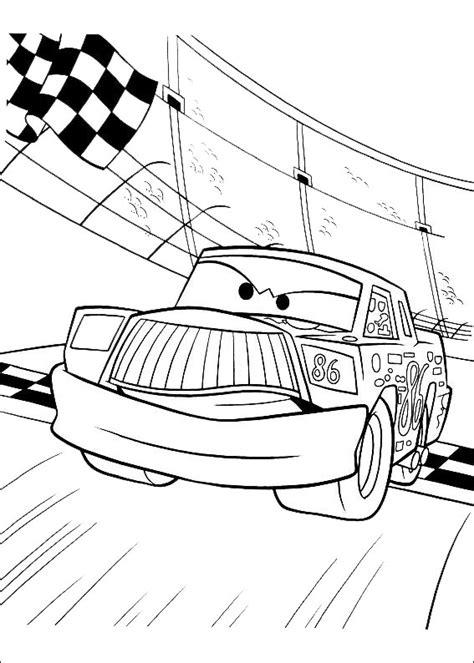 ausmalbilder cars  ausmalbilder