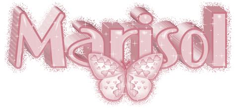 imagenes animadas nombre marisol gifs de nombres marisol marisol perez pinterest gifs