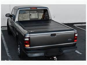 Tonneau Cover On Ford Ranger Ford Ranger Folding Tonneau Cover Bed Factory Back Flip