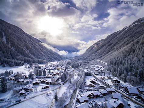 Mont Blanca chamonix mont blanc dronestagram