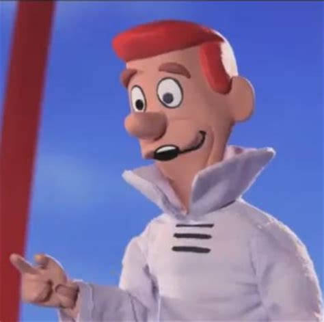 george jetson elroy jetson judy bank robbers car salesman henry cops