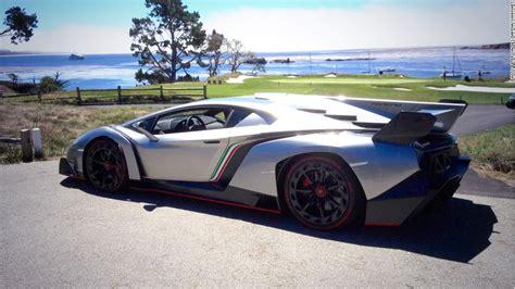 coolest lamborghini lamborghini veneno coolest supercars of 2013 cnnmoney