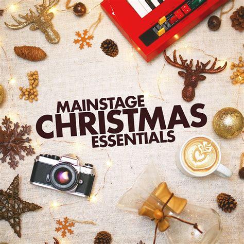 mainstage christmas essentials that worship sound
