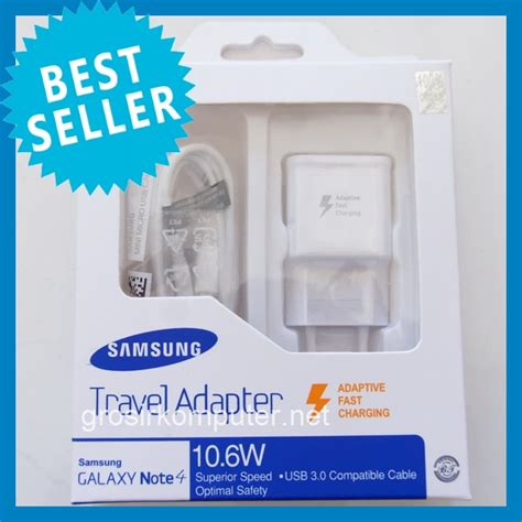 Charger Hp Semua Model jual charger samsung note 4 ori 100 adaptive fast