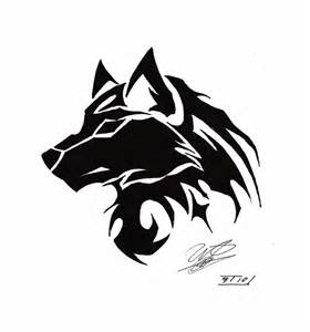 the 25 best tribal wolf ideas on pinterest tribal wolf