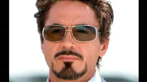 the tony stark goatee how to do and maintain it cool iron man robert downey jr beard www pixshark com