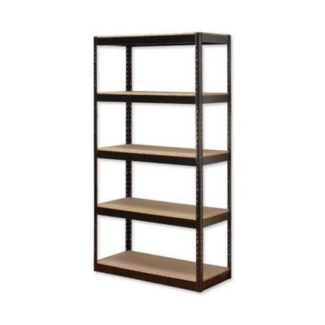 influx storage shelving unit heavy duty boltless 5 shelves