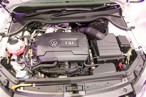 how cars engines work 1990 volkswagen gti engine control vw polo gti engine compartment at auto expo 2016 indian autos blog