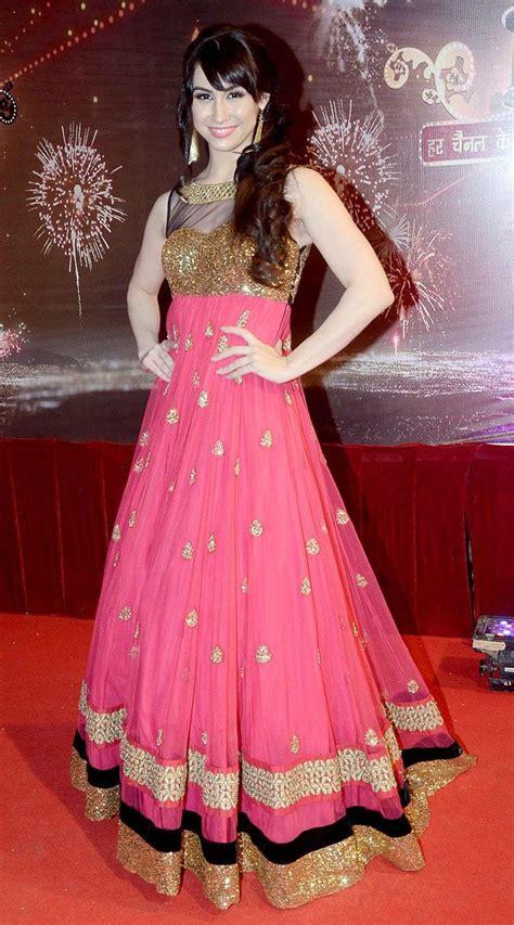 Black & Pink Color Combination Long & Short Embroidered Anarkali Dresses : SuitAnarkali.in