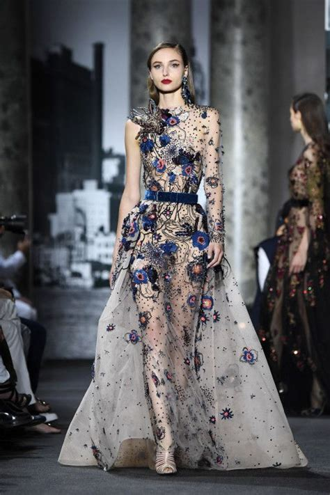 Whats New This Week At Style Couture In The City Fashion Couture In The City 2 by Elie Saab Runway Fashion Week Haute Couture