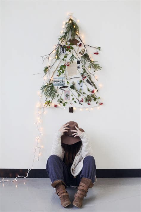 free alternatives to a christmas tree diy alternative tree