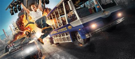fast and furious 8 universal studios a pursuitist peek at universal studios hollywood s fast