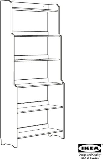 ikea leksvik bookcase for sale in saggart dublin from rigador