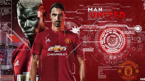 man utd 2017 wallpaper mirikato by m mgfx on