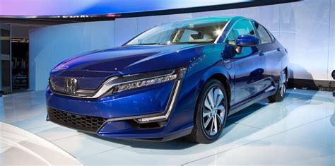 honda developing two electric vehicles sales begin 2018