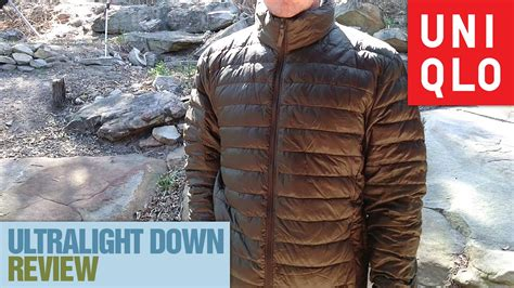 Uniqlo Ultralight Jacket Review Packing Lite