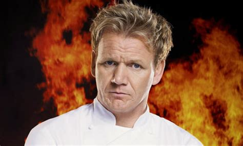 chef gordon ramsay shows how we all feel at work