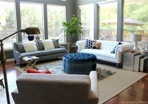 living rooms with two sofas make them wonder client living room pics