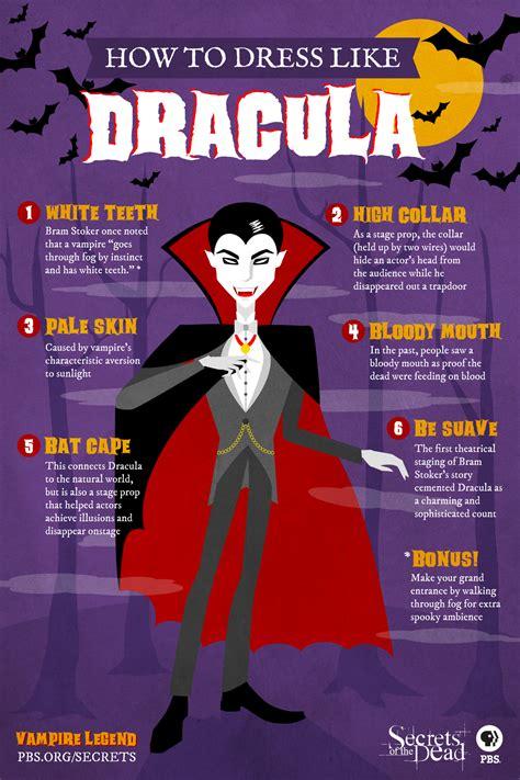 how to a like a legend how to dress like dracula for secrets of the dead pbs