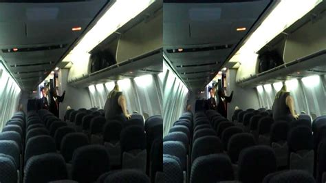 United Airlines 757 Interior by 3d Hd Inside 757 300 Continental Airlines Economy Cabin