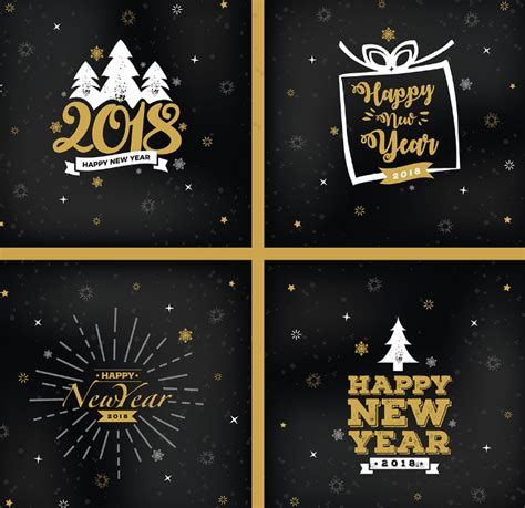 150 best christmas happy new year graphic design