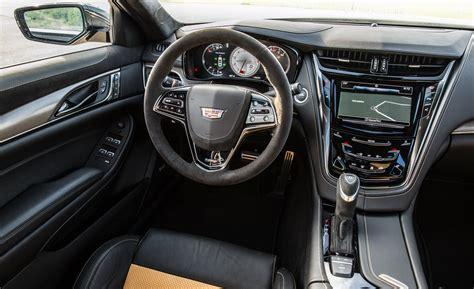 Cadillac Cts V Interior by Cadillac Cts V 2016 9190 Cars Performance Reviews And Test Drive