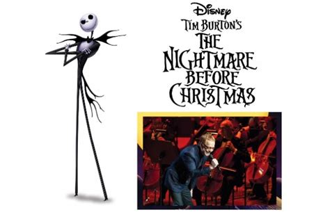 danny elfman tickets win tickets to see tim burton s the nightmare before