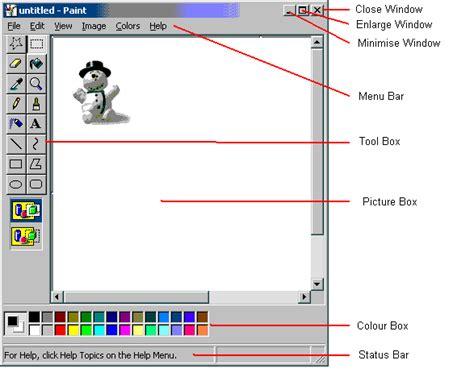microsoft paint editor