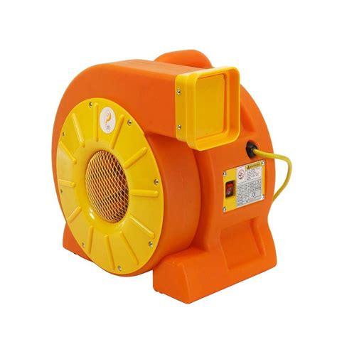 high cfm industrial fans air foxx high velocity 1 hp 850 cfm commercial grade