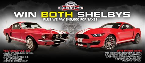 Dream Giveaway Winners - retired indiana man wins 2016 mustang dream giveaway 174 new beginning children s