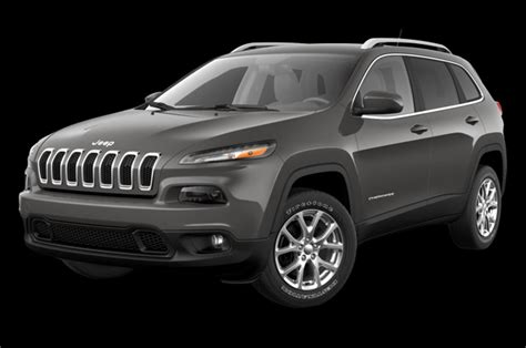 dark gray jeep cherokee 2014 jeep cherokee build your own configurator goes live