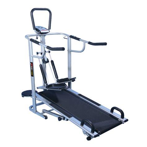 Ob Fit Manual Treadmill Termurah W Belt Massager Ob Bf 0086 Fitking C 903