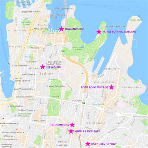 sydney botanic gardens map royal botanic gardens sydney map garden sketchabout the