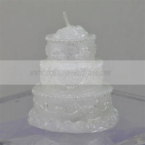 candela a forma di torta vendita candela forma torta nuziale