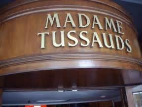 Madame tussaud london world for travel
