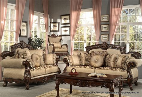 Living Room Furniture Traditional Style Traditional Living Room Furniture Sets