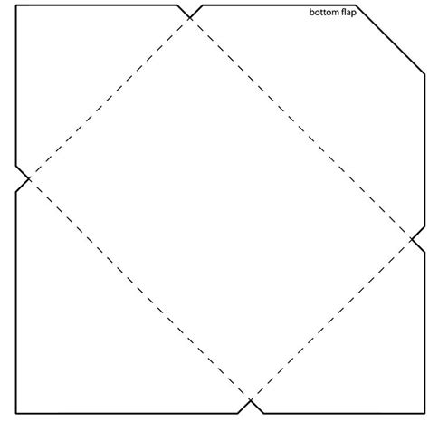 1000 ideas about envelope templates on pinterest paper