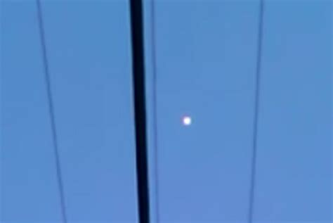 Bright Lights Fort Worth by Daytime Ufo Sighting Above Fort Worth Ufo