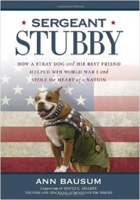 Sgt Stubby Bio Stubby The Of World War One Kcur