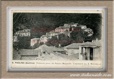 Avellino Italy Birth Records Greetings From Santa Paolina Discover Your Italian Roots With Italianside