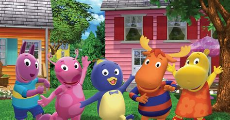 Backyardigans Janice Burgess Tech Media Tainment Animated Show The