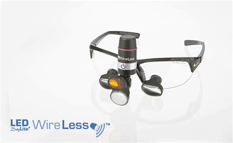 wireless dental loupe light led daylite wireless the wireless modular headlight
