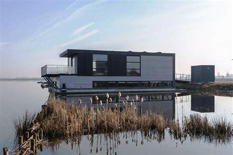 houseboat groningen nieuwbouwproject te koop meerstad meeroevers en tersluis