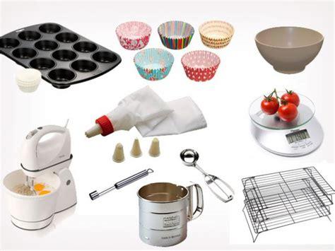 utensilios basicos  hacer cupcakes