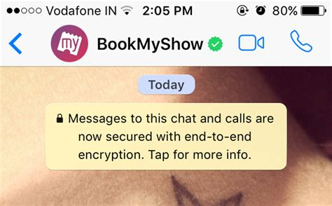 bookmyshow whatsapp whatsapp for business registers bookmyshow as its first