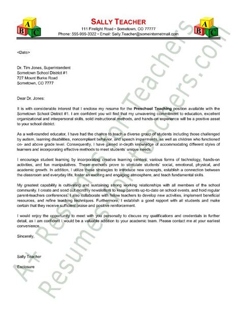 teaching cover letter exle 1000 images about and principal cover letter